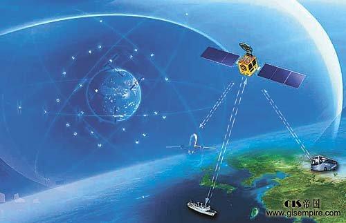 北斗导航系统目前由14颗卫星构成