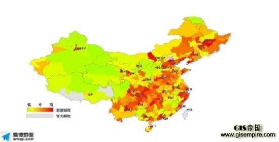 数字地图,导航和位置服务解决方案提供商高德发布的《2015年度中国主