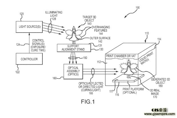 迪士尼申请瞬时3d打印技术专利 娱乐公司也有科技范儿